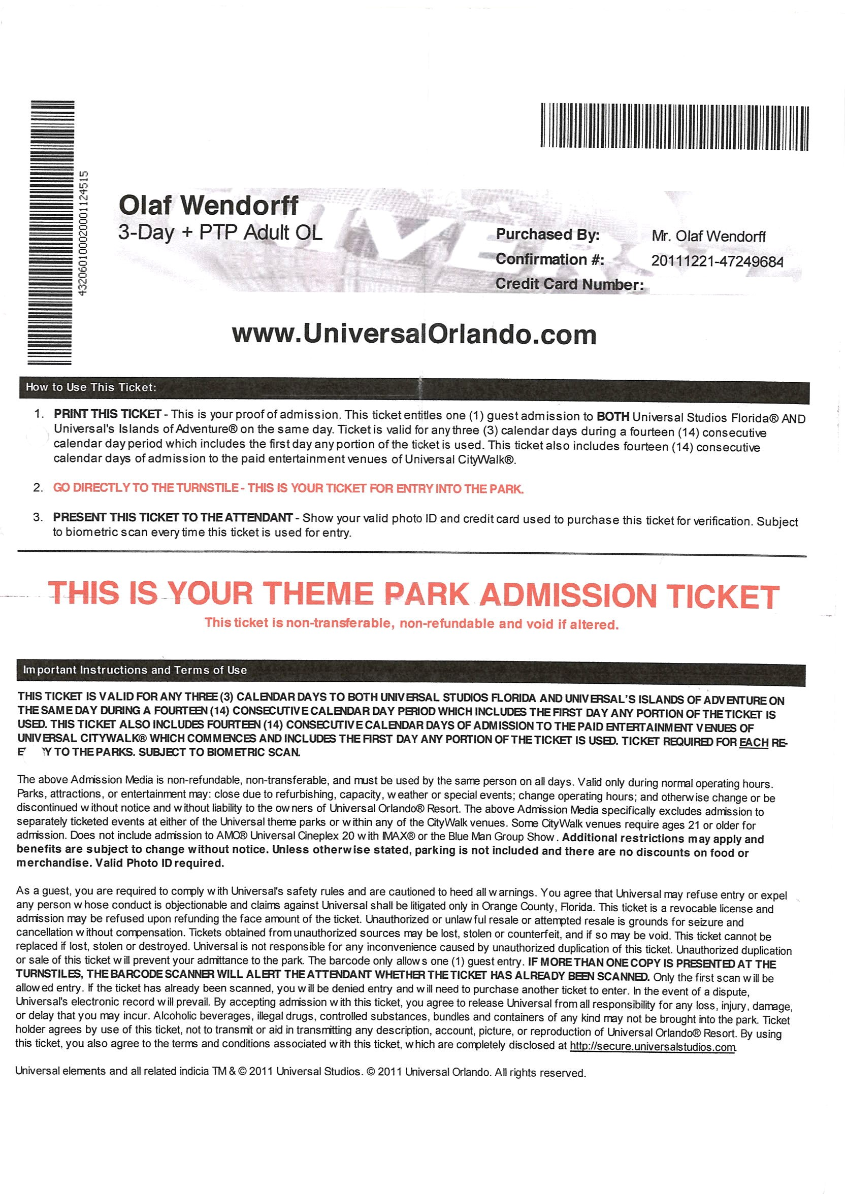 heidepark tickets